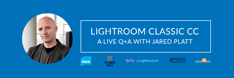 adobe lightroom classic cc live q+a