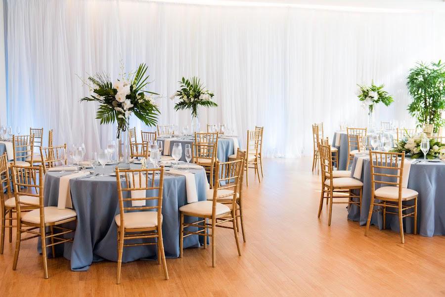 wedding reception table shots