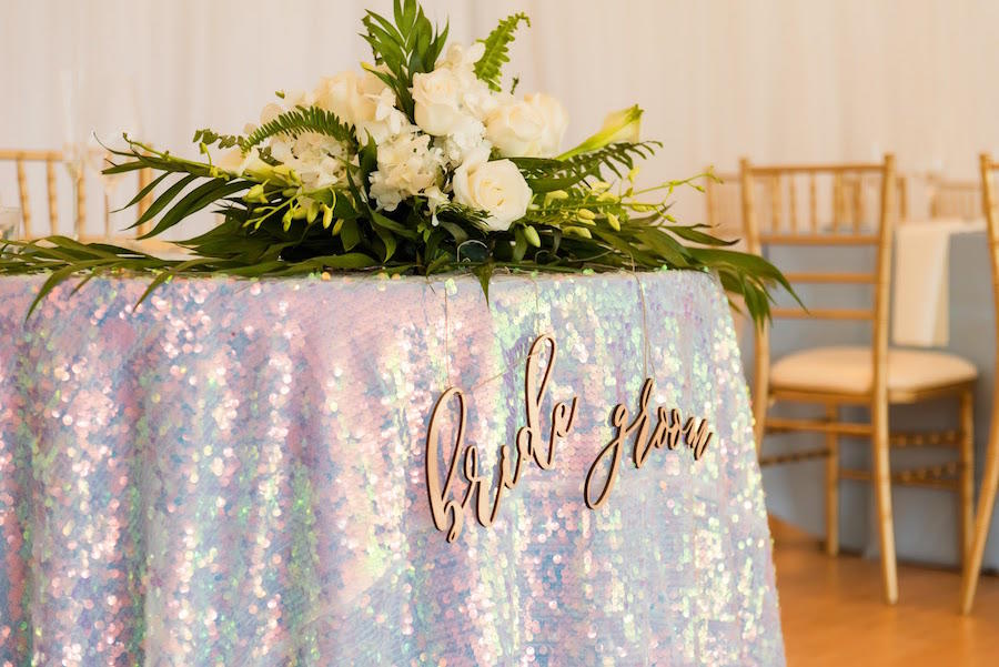 Photography Lighting For Awesome Wedding Reception Details