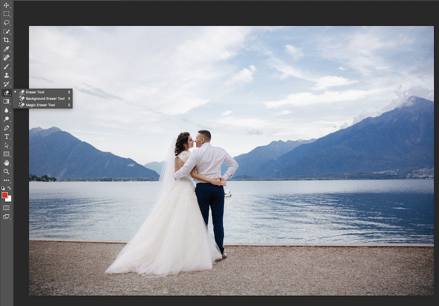 how to add change and remove a background in photoshop