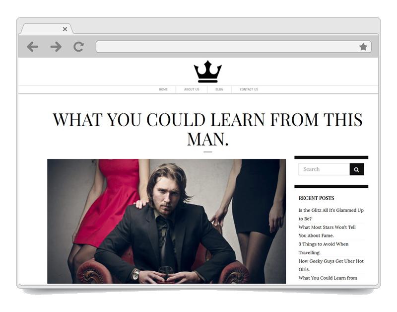 Mogul WordPress Theme