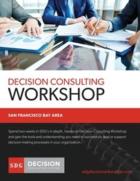 Decision Consulting Workshop