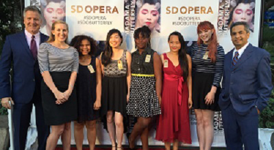 Underwrite Student Tickets to SD Opera