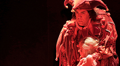 Rigoletto Opens February 2
