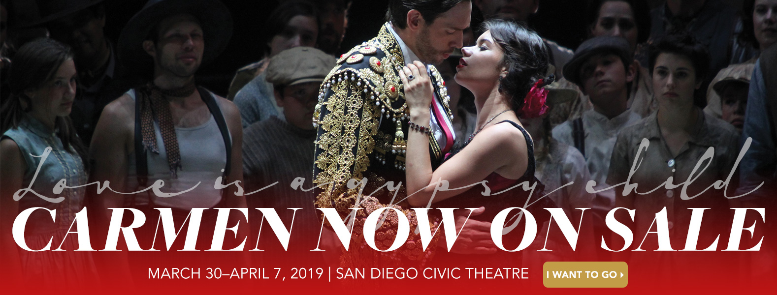 Carmen - Now On Sale!
