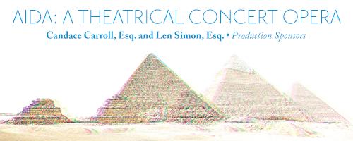 Aida - A Theatrical Concert Opera