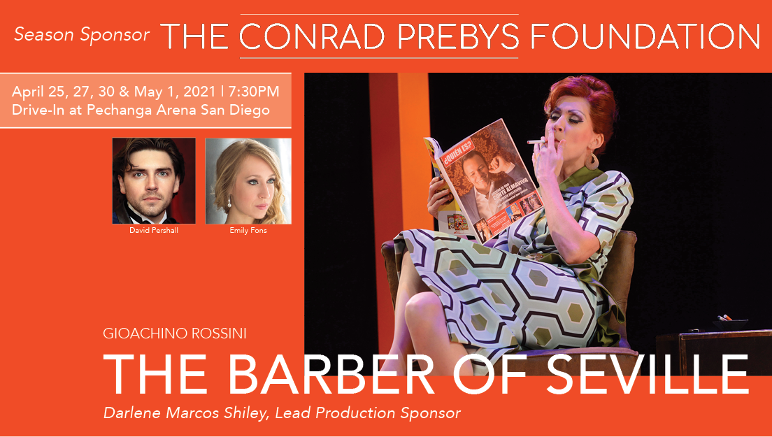 The Barber Of Seville-Now On Sale!