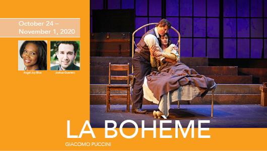 La Bohème Returns! - A Unique Live Drive-in Performance