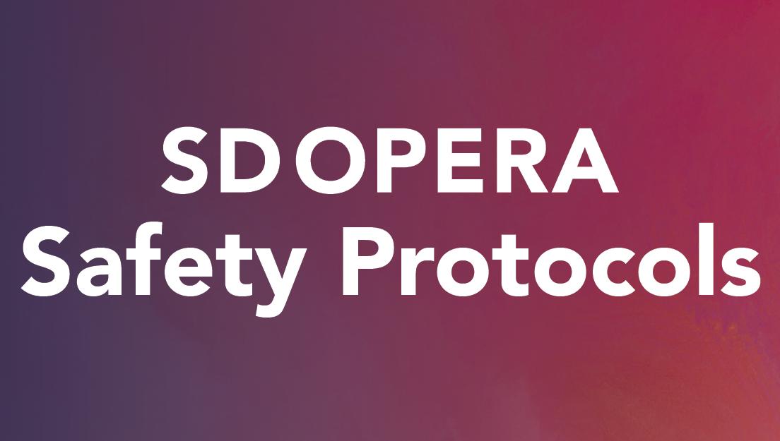 San Diego Opera Safety Protocols