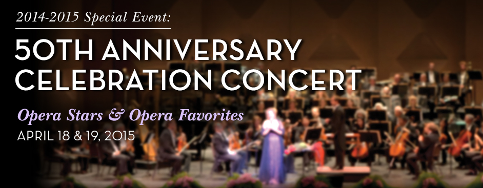 50th Anniversary Celebration Concert