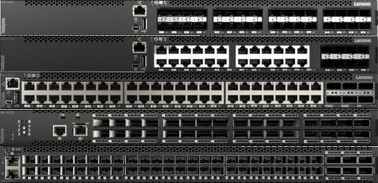 Lenovo RackSwitch Family