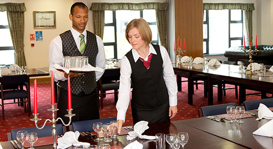 Hospitality and Hotel Services Manager (MOD Officers Mess