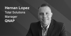 Hernan Lopez - Total Solutions Manager at QNAP