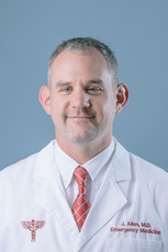 Jonathon Allen, MD, FACEP Expert Witness