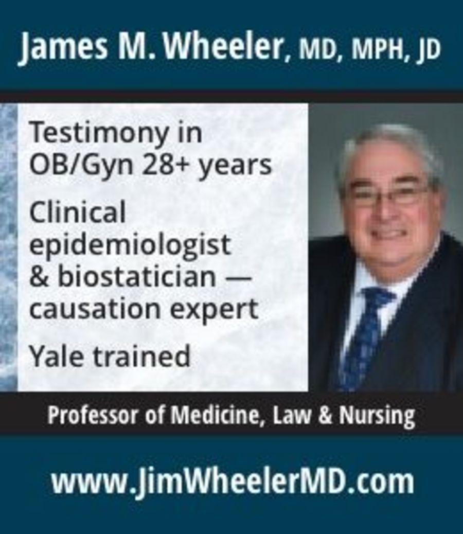 Obstetrics & Gynecology Expert Witness Listings - SEAK, Inc  Expert