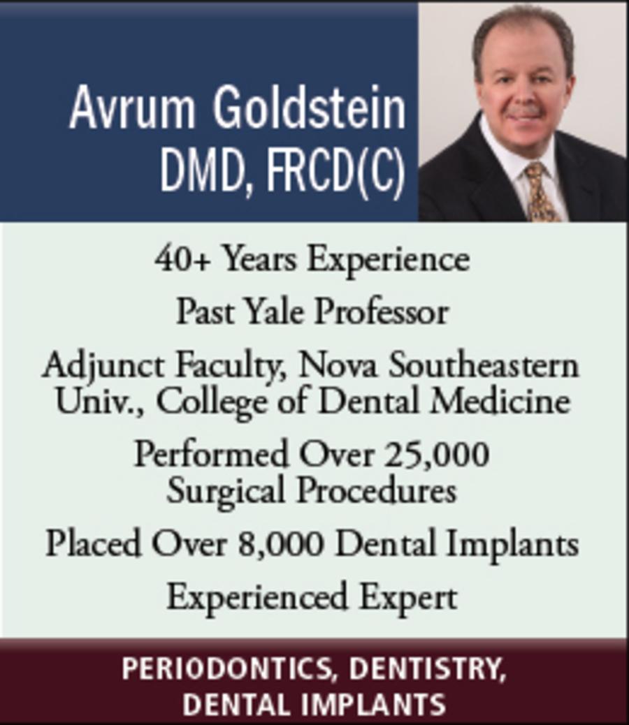 Agoldstein 260x300 2018 v2