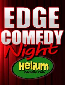 Edge comedy logo
