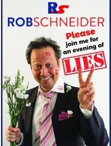 Special Event: Rob Schneider