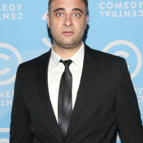 Blue Room Comedy Club Kurt Metzger