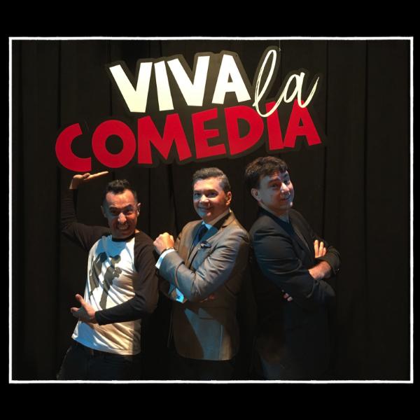 06d74bcbec Viva La Comedia