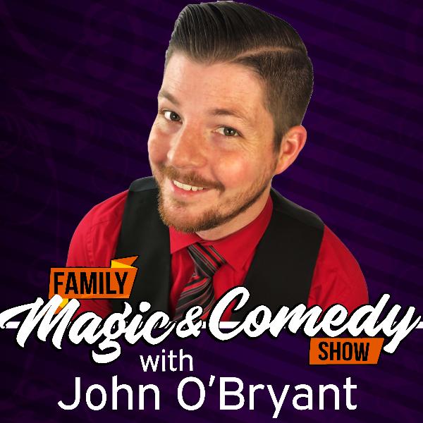 e6cde1cc0e Kids Magic & Comedy with John O'Bryant