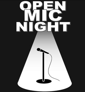 Open mic generic