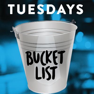 Bucket List Open Mic