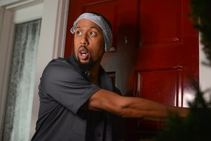 Affion crockett head shot