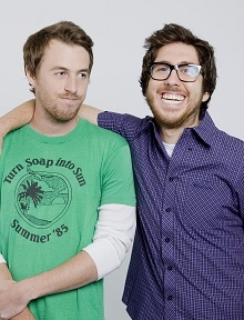 Jake and amir se