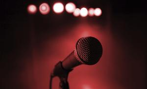 Open mic1