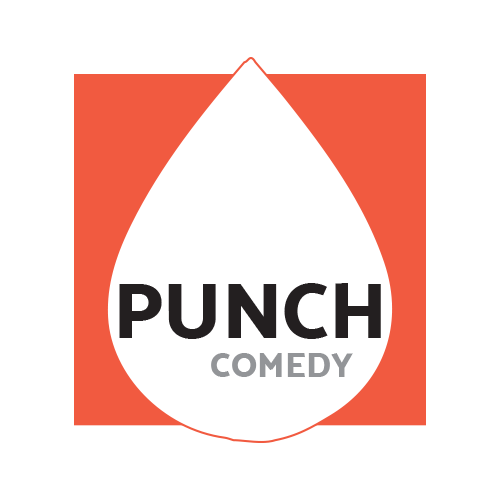Punch Comedy Logo, 2017