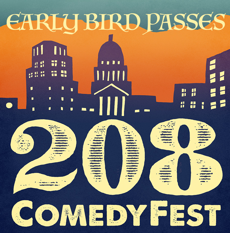 208 Festival Early Bird Passes