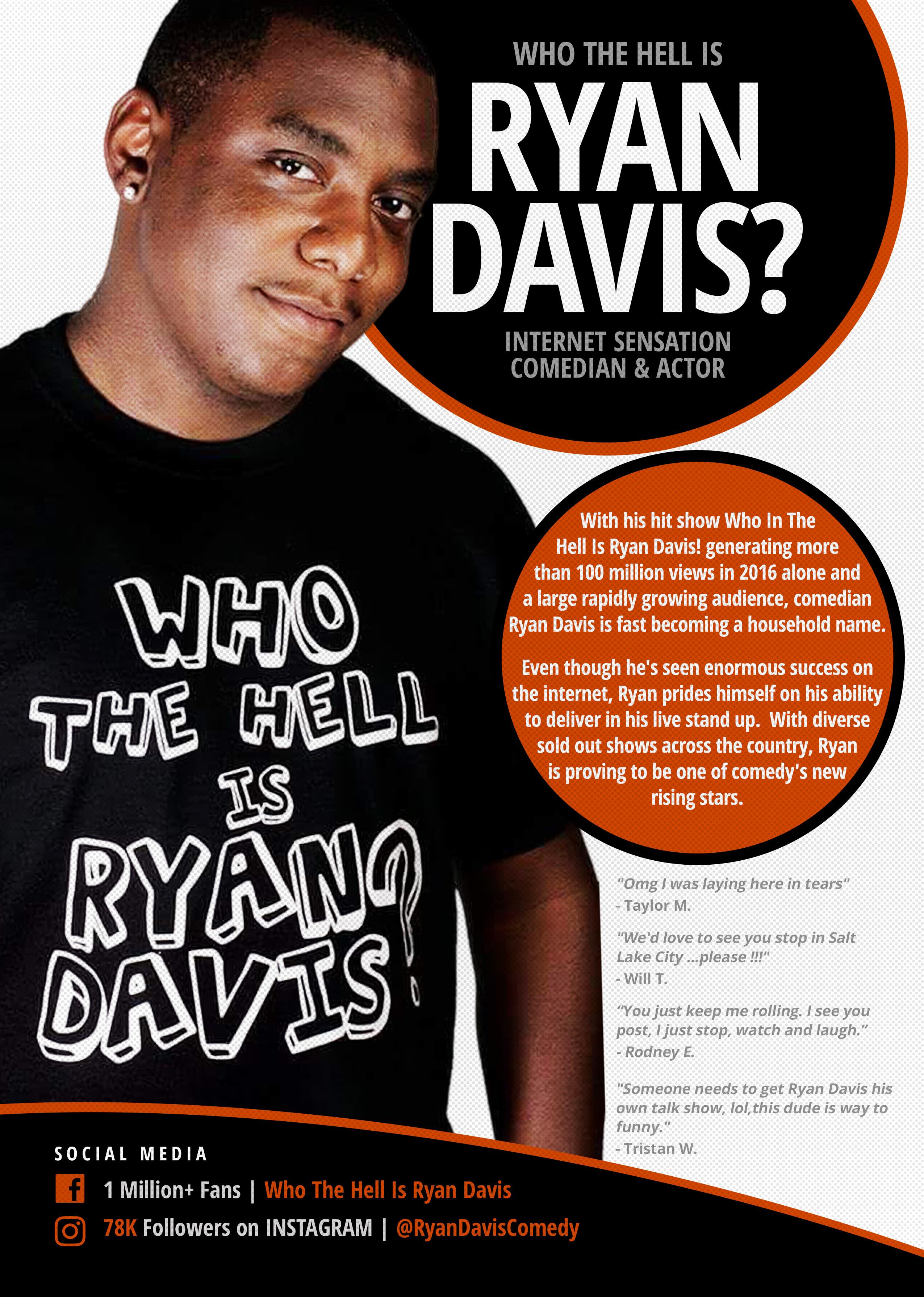 Ryan Davis Info