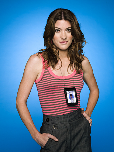 Dexter Jennifer Carpenter As Debra Morgan