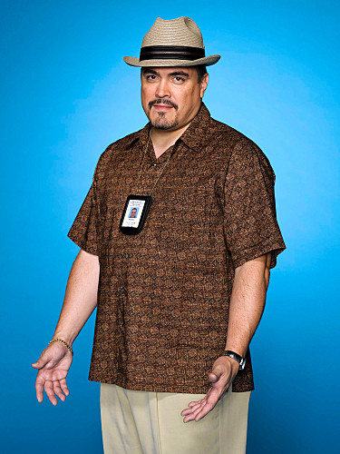David Zayas As Angel Batista on Dexter