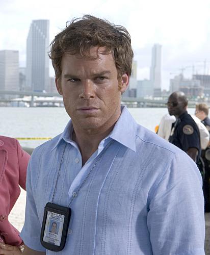 Michael C Hall As Dexter