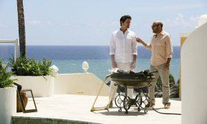 White Collar Season 4 Episode 1 Matt Bomer as Neal Caffrey. Willie Garson as Mozzie