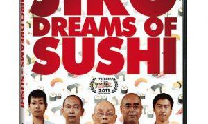 JIRO DREAMS OF SUSHI DVD