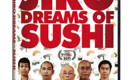 JIRO DREAMS OF SUSHI DVD