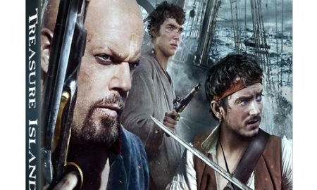 Treasure Island DVD 2012 Syfy