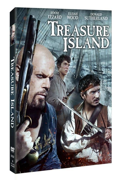 Treasure Island DVD 2012 Syfy