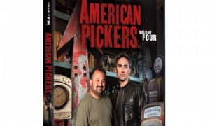 American Pickers Volume 4 DVD
