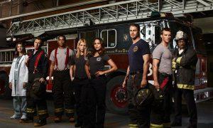 Chicago Fire Cast NBC