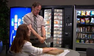 THE OFFICE Season 9 Episode 2 Roy's Wedding