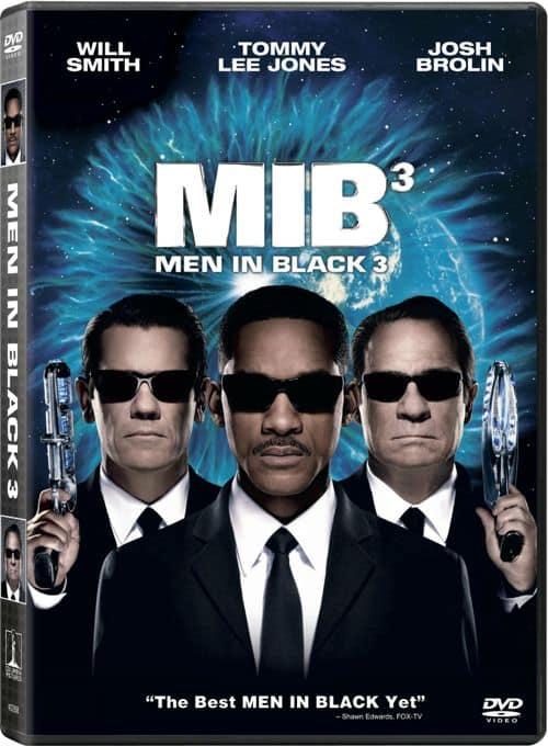 Men In Black 3 DVD