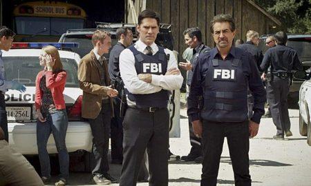CRIMINAL MINDS Season 8 Episode 8 The Wheels On The Bus