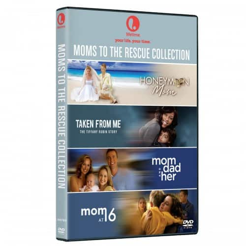 MOMS TO THE RESCUE COLLECTION DVD