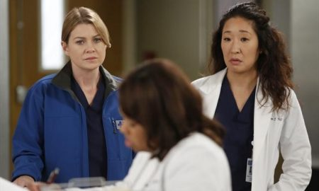 GREY'S ANATOMY Season 9 Episode 12 Walking On A Dream