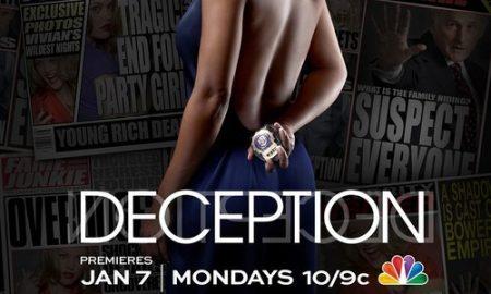 Deception Season 1 Poster NBC