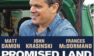 Promised Land Bluray DVD